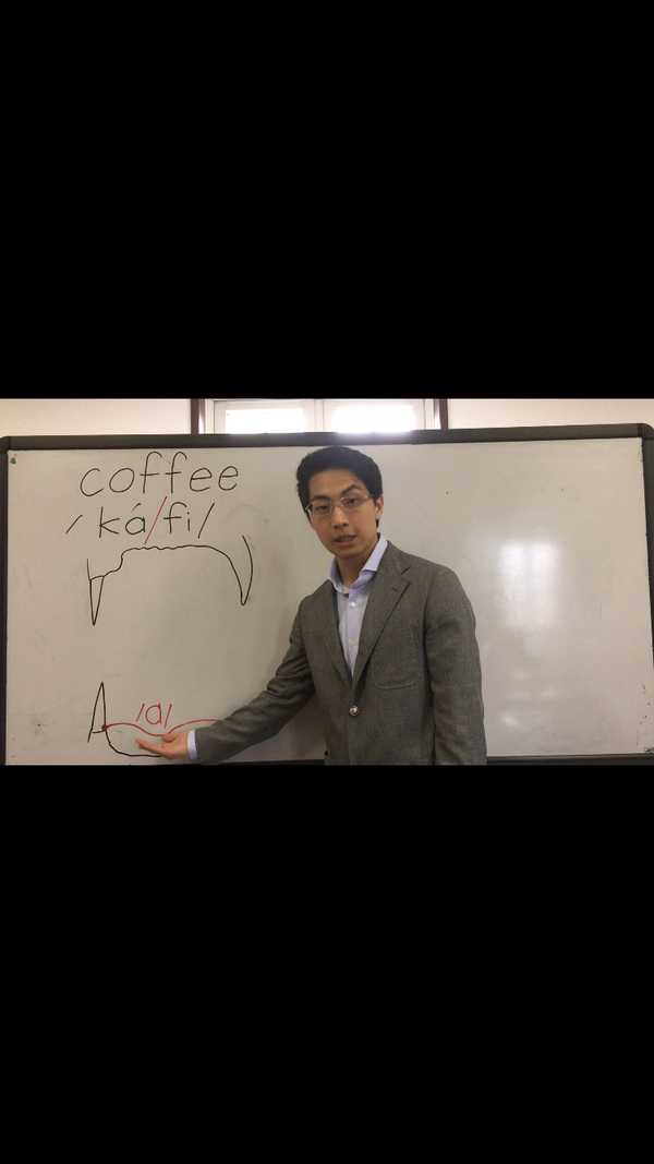 """#2 ビデオレッスン★海外で通じる """"coffee"""" の発音方法"""