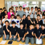 7/17  青翔開智中学校での発音授業★ 生徒さんの感想
