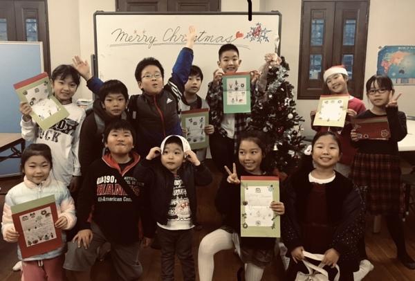 12/23・スクールイベント ★ 楽しかったクリスマスレッスン!