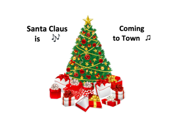 "発音レッスンビデオ ★  ""Santa Claus is Coming to Town""  🎶"