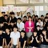 私立青翔開智中学校 ★ 特別訪問授業感想